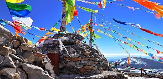 Tibetanske zastavice