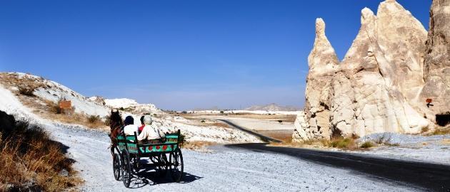 Turčija-Kapadokija-Pot v neskončnost