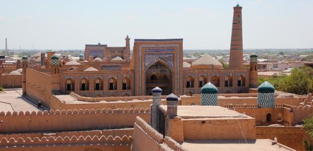 Uzbekistan-Mesto