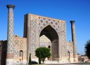 Uzbekistan-Mavzolej