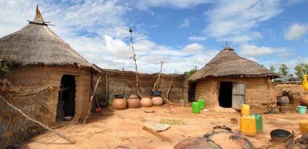 Zahodna Afrika-Pri domačinih