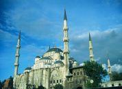 Zahodna Turčija-Carigrad-Modra mošeja-tri