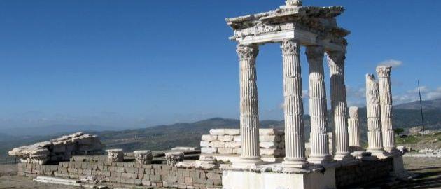 Zahodna Turčija-Pergamon