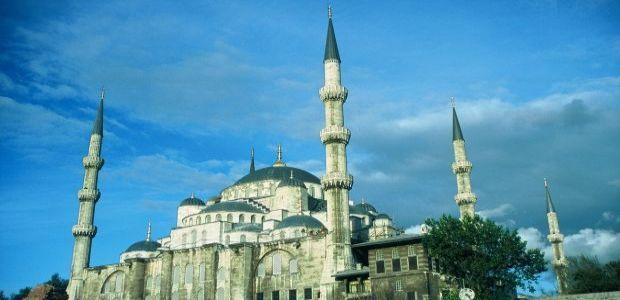 Zahodna Turčija-Mošeja