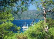 Zahodna Turčija-Pogled na morje-tran