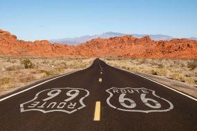 ZDA- Route 66