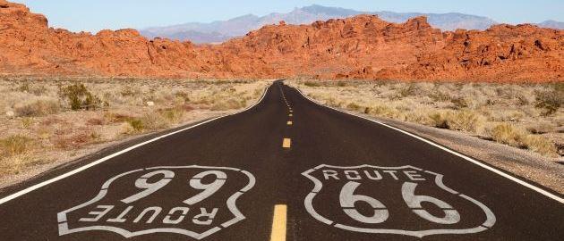 ZDA - Route_66