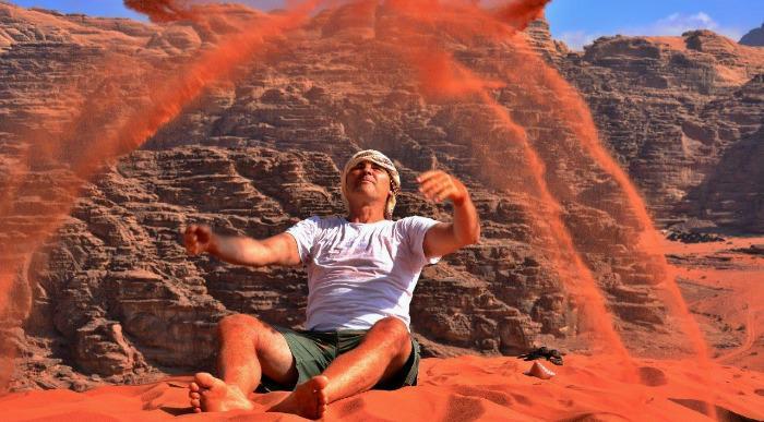 01-JOrdanija-Rožna puščava Wadi Rum