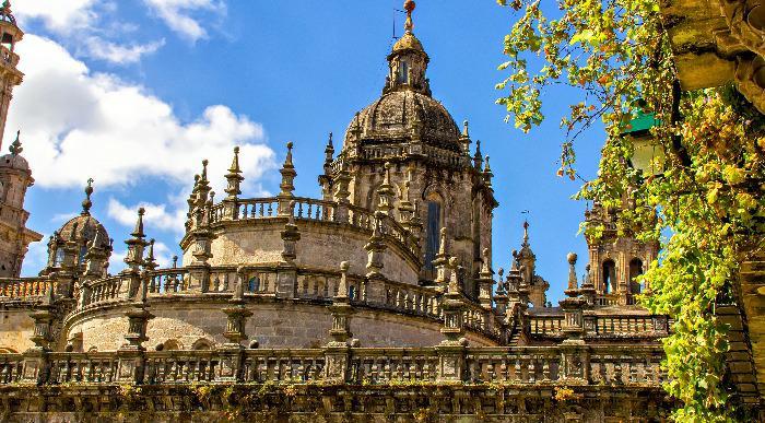 08-spanija, katedrala v Santiagu de Compostela