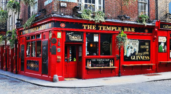 12-Dublin- Temple bar