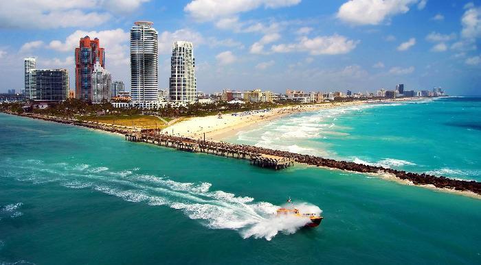 Amerika-Miami Beach