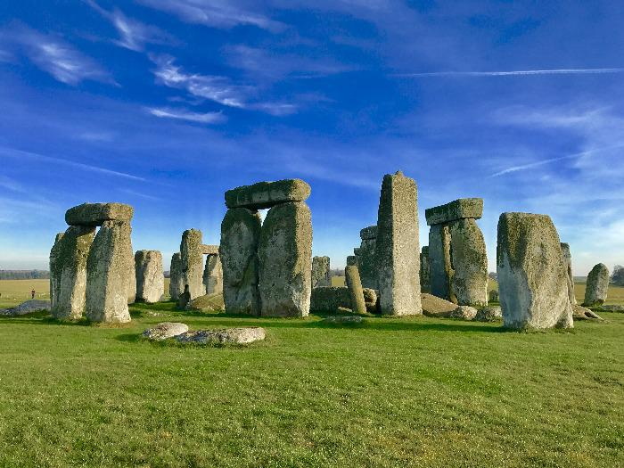 Anglija- Stonehange