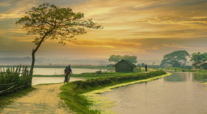 Bangladesh-vas