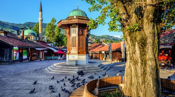 BIH-Sarajevo-Bascarsija