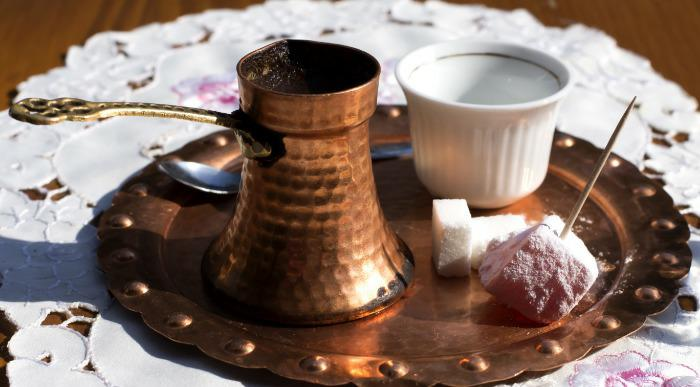 Bosna in Hercegovina kava