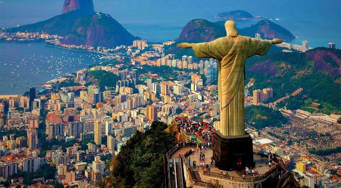 Brazilija-Rio de Janeiro2