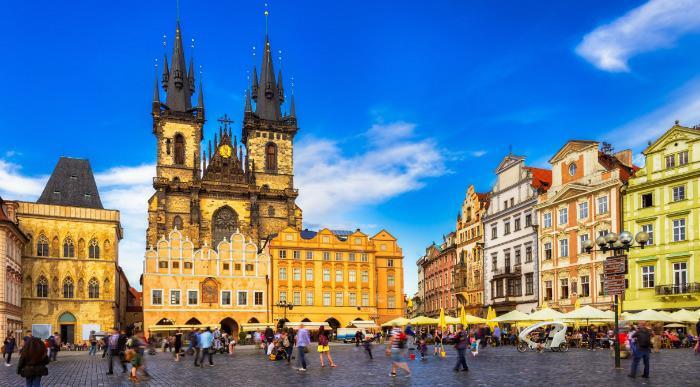 Češka Praga 13