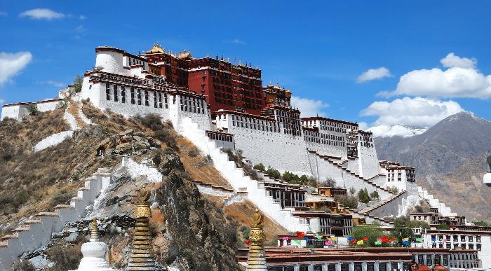 D1-Tibet-Potala palace-Lhasa
