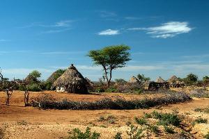 Etiopija -vas