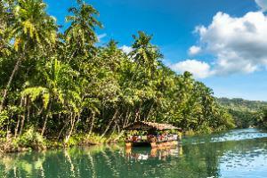Filipini-tradicionalni čolni - bohol