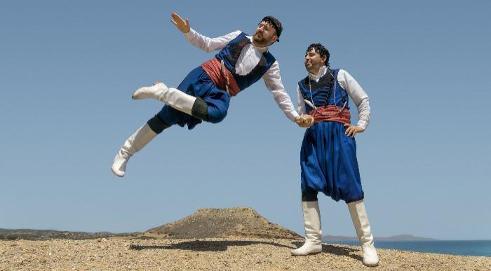 Grčija-kretski ples