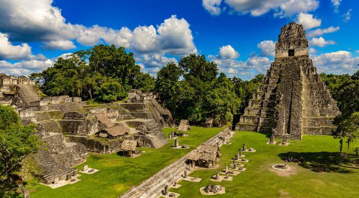 Gvatemala-Tikal