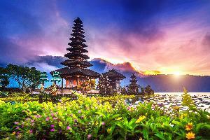 Indonezija-Ulun Danu Beratan tempelj