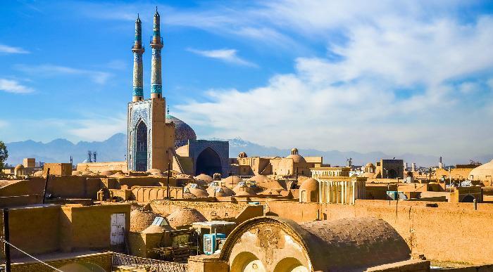 Iran- Yazd