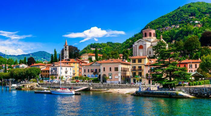Italija, jezero Maggiore ss_1139834345