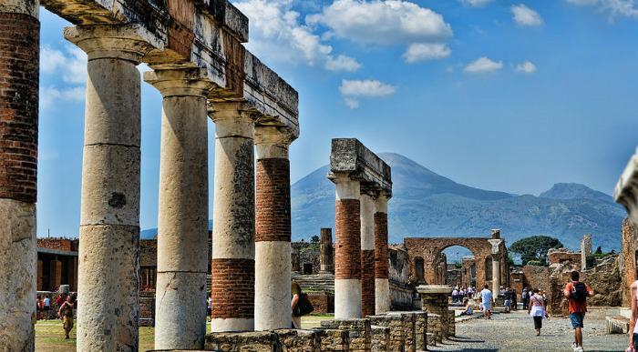 Italija - Pompeji