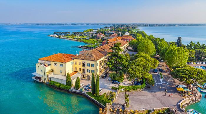 Italija Verona in Gardsko jezero