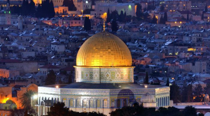 Izrael-Jeruzalem