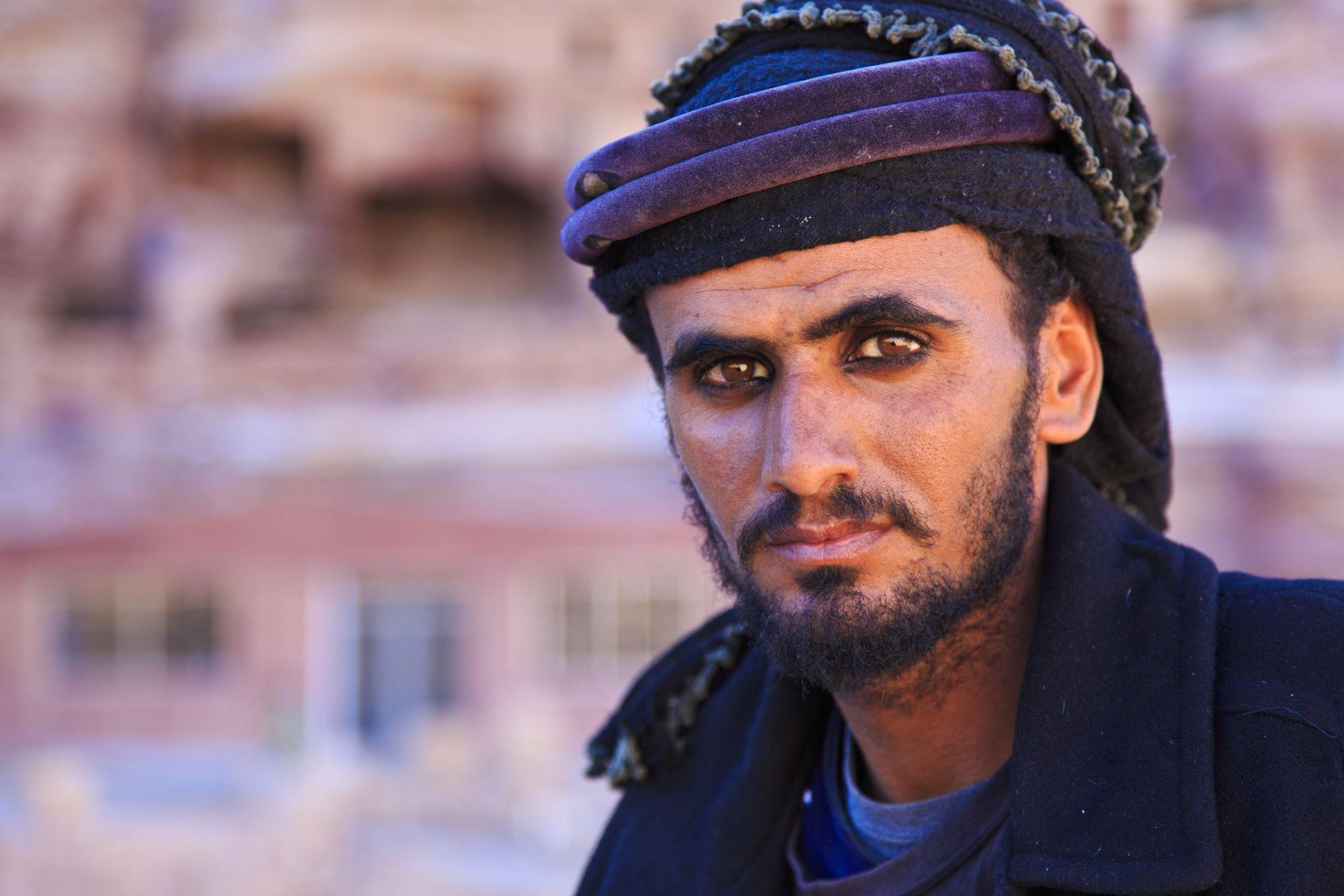 Jordanija-Beduin