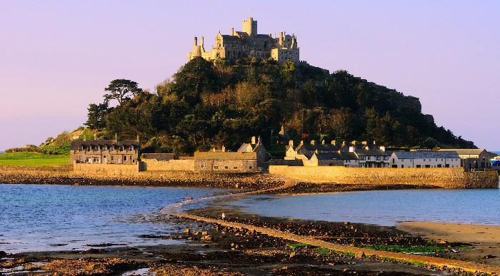 JZ Anglija-Cornwall-St Michaels Mount_99533339