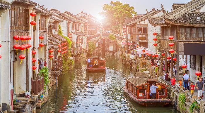 Kitajska-Suzhou