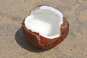 Sejšeli - kokos