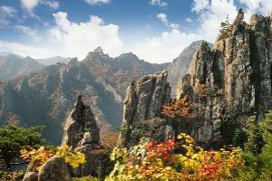 Koreja-Seoraksan-Nacionalni park