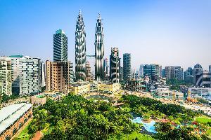 Kuala Lumpur, malezijsko mestno središče