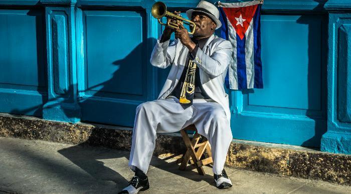 Kuba-Havana-glasbenik1