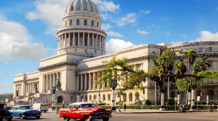 Kuba - Havava - Capitol1