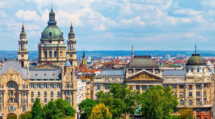 Madžarska, Budimpešta 1