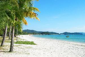 Malezija-Cenang plaža