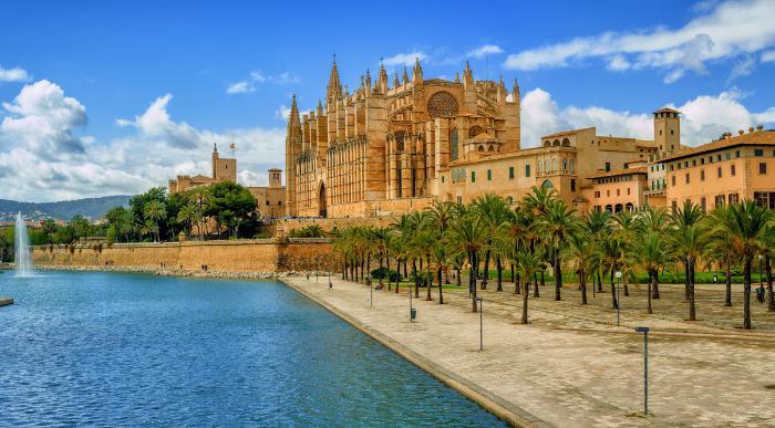 Mallorca - mesto Palma de Mallorca 1010056309