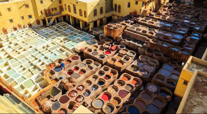 Maroko-Fez