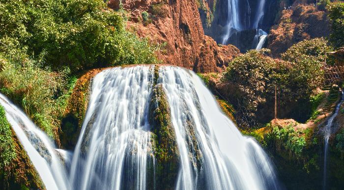 Maroko-slapovi Ouzud