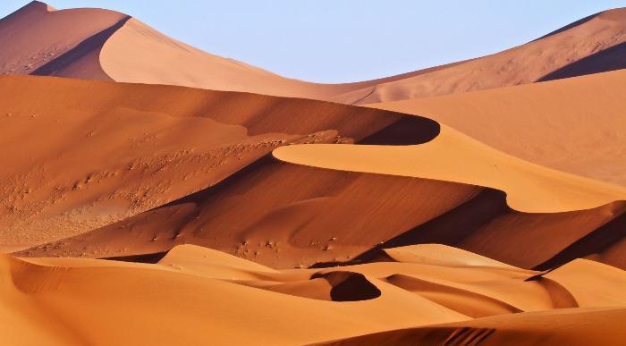 Namibija-puščava Namib 2