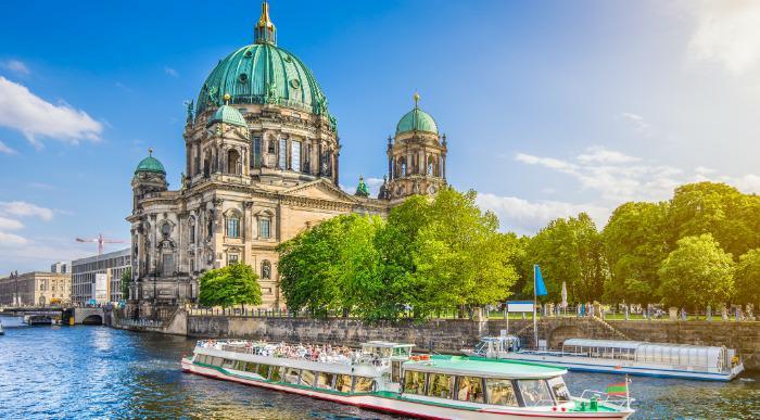 Nemčija, Berlin
