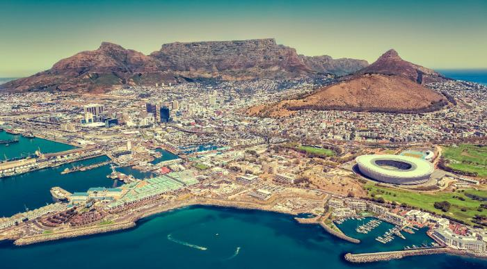 OJARK-Cape Town