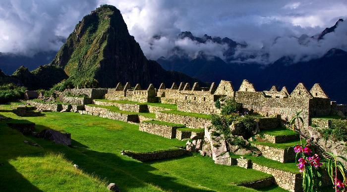 Peru-Machu Pichu-jutro