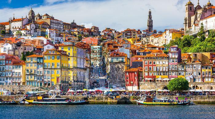 Portugalska- Porto